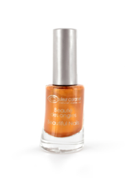 Nagellak Couleur Caramel pearly gold (820)