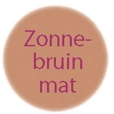 Terre Caramel zonnebruin mat (111225)