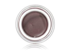 Couleur Caramel cream eyeshadow pearly grey brown basalt (179)