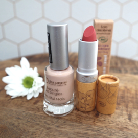 Duo Kiss & Nails beige
