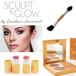 Sculpt&Glow pakket Fris & Highlighting (3 artikelen)