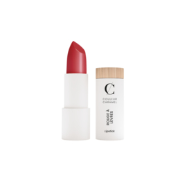 Lipstick Bio Satijn (263) Deep Red
