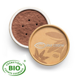 Bio Mineral Poeder foundation no. 9 donkerbruin