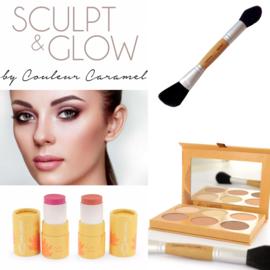 Sculpt&Glow pakket Fris & Contouring (3 artikelen)