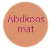 Terre Caramel abrikoos mat (111226)