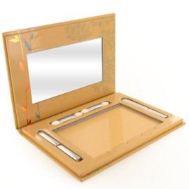 Couleur Caramel make-up koffertje XL