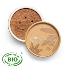 Bio Mineral Poeder foundation no. 8 okerbruin