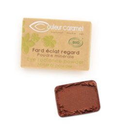 Couleur Caramel natuurlijke oogschaduw (mini) rouille (119167)