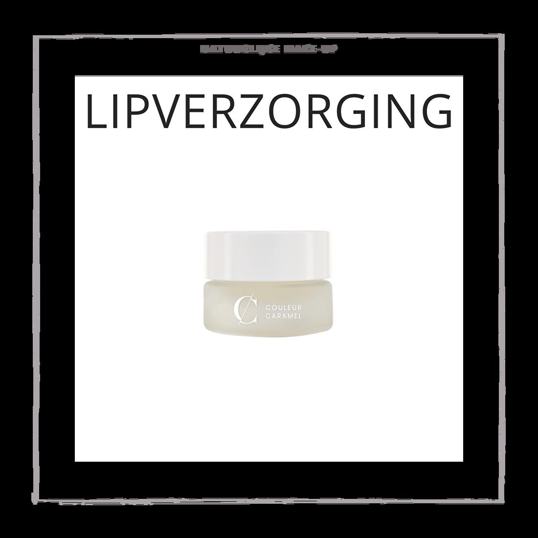 natuurlijke make-up lipverzorging CouleurCaramelmakeup.nl