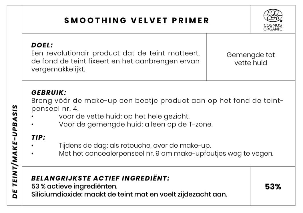 Bio make-up primer Couleur Caramel