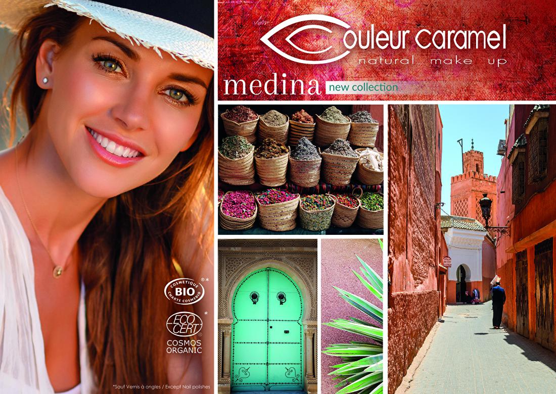 Couleur Caramel 2019 Medina