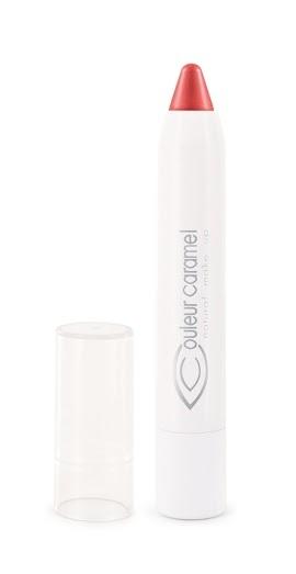 couleur caramel lipverzorging