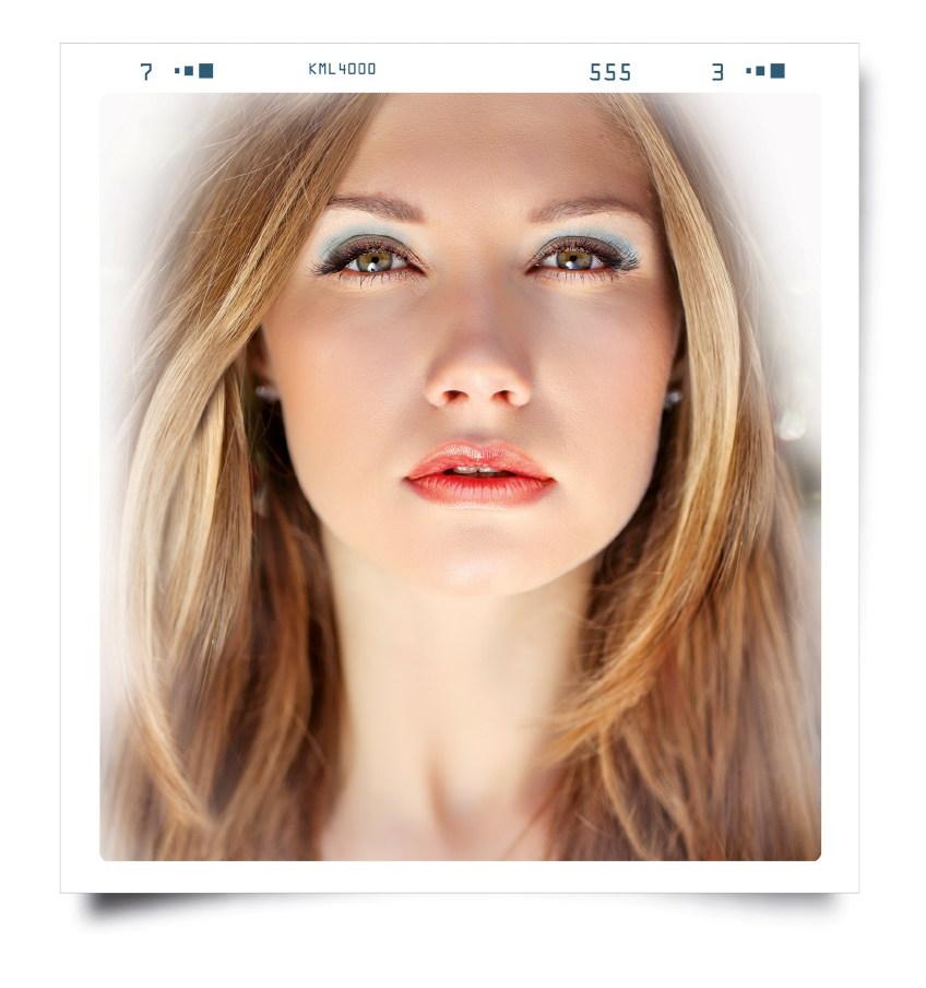 Vegan trend makeup Couleur Caramel