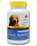 Grand mobility Dog (kauwtabletten met rundsmaak)