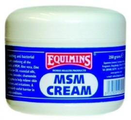 MSM cream Equimins, versnelt herstel huid en haargroei