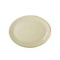 Wheat - Ovaal bord (6 stuks)