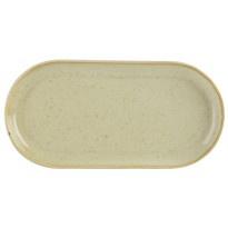Wheat - Smal ovaal bord (6 stuks)