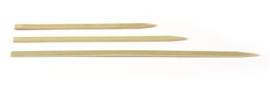 Prikker bamboe plat