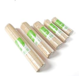 Satéprikker bamboe