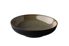 Speckle - Diep bord bruin/grijs (4 stuks)