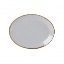 Stone - Ovaal bord (6stuks)