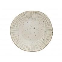 Stonewhite - Rond bord (6 stuks)