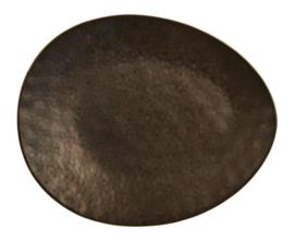 Aztec - Ovale borden groot (2 stuks)
