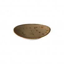 Sand - Ovale borden M (6 stuks)