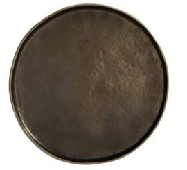 Rustico aztec bord met opstaande rand 31cm (6 stuks)