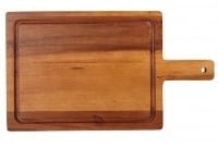 Plank met handvat