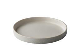 Bristol - Tweezijdig bord met opstaande rand stapelbaar (4 stuks)