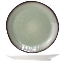 Plat bord groen D28CM