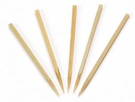 Prikker bamboe vierkant