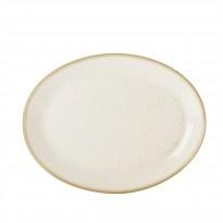 Oatmeal - Ovaal bord (6 stuks)