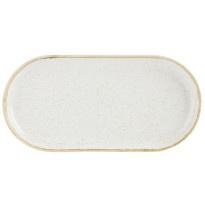 Oatmeal - Smal ovaal bord (6 stuks)