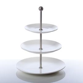 Etagere 3 trap borden coupe