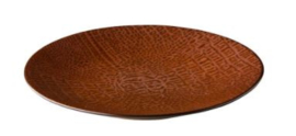 Croco - Coupe borden groot (6 stuks)