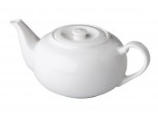 Theepot wit 1000ML