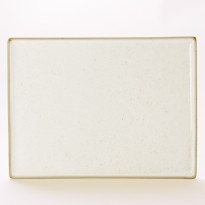 Oatmeal - Rechthoekige borden groot (6 stuks)