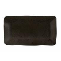 Stoneblack - Rechthoekig bord (6 stuks)