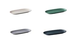Tinto - serveerbord ovaal (6 stuks)