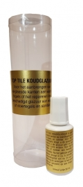 Koudglazuur Top Tile 30ml Mocca 1st.
