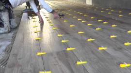 Houtlook 20/30x120cm lijmen prijs p/m2