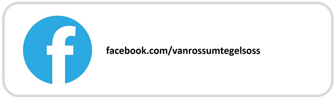 Facebook van Rossum tegels Oss