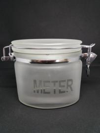 Clickbokaal *Meter*