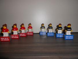 Lego magneet *Meester*