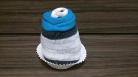 Cupcake rompertje en sokjes *Ikke mama fan*