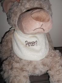 Slabber *Peter?*