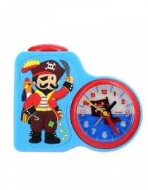 Lichtgevende wekker *piraat*
