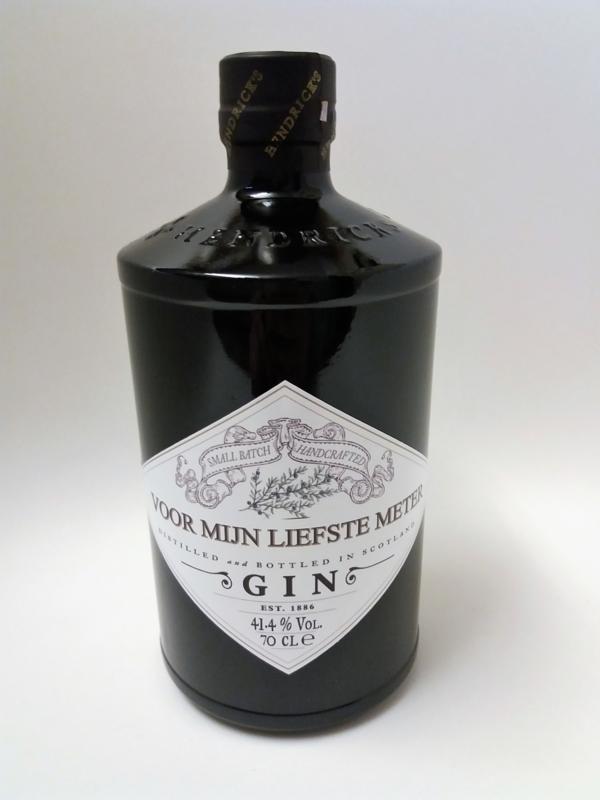 Hendrick's gin *Voor mijn liefste meter*